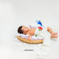 New Born Baby - Studio Delight Premium Photographers in Sri Lanka